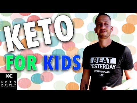 The Ketogenic Diet for Kids | 3 Ways to Make it Work
