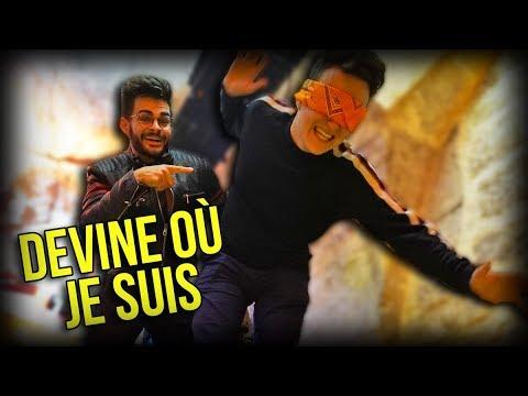 DEVINE OÙ JE SUIS CHALLENGE (feat. HUGOPOSAY)
