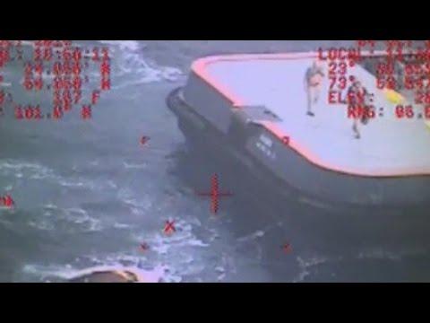 Crews end search for cargo ship El Faro as families grieve
