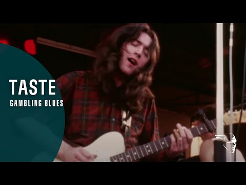 Taste - Gambling Blues (Live At The Isle Of Wight)