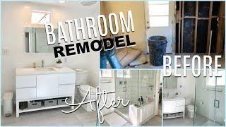 Baixar BATHROOM REMODEL | BEFORE & AFTER