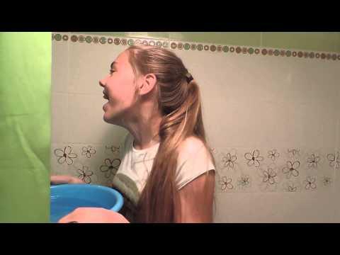 The ALS / ICE BUCKET CHALLENGE / ДАША В ШОКЕ :D