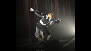 Gambar cover FKA twigs - Tap Dance Intro - MAGDALENE Live at Alexandra Palace London