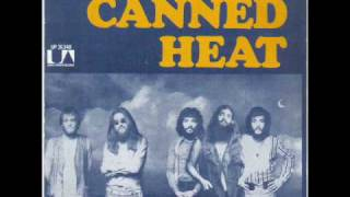 CANNED HEAT - ROCKING WITH THE KING (With LITTLE RICHARD)