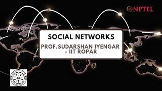 Trailer for NPTEL's Social Networks Course thumbnail