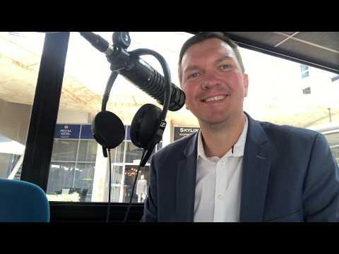 In gesprek met Elsje op Radio Pretoria