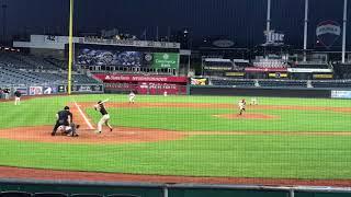 Andrew Couse CATCH Royals Stadium 4:18:18