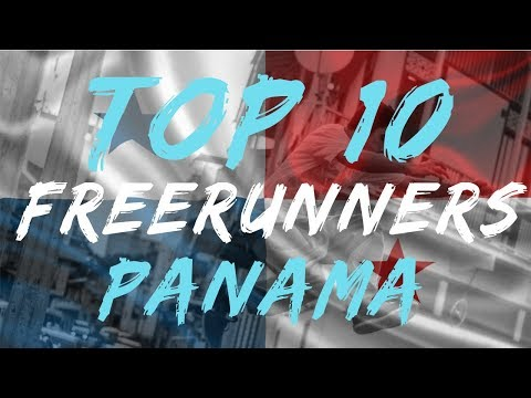 TOP 10 FREERUNNERS PANAMA