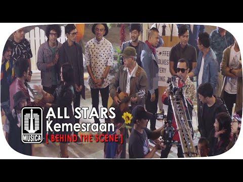 [ALL STARS] IWAN FALS NOAH NIDJI GEISHA D'MASIV - Kemesraan (Behind The Scene)
