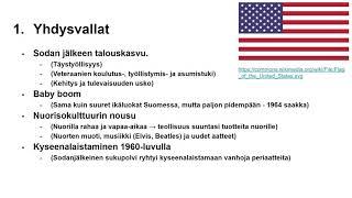 Yhdysvallat ja Neuvostoliitto toisen maailmansodan jälkeen