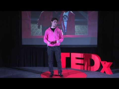 Unlabelling philanthropy: Gerardo Porteny at TEDxCoventGardenWomen