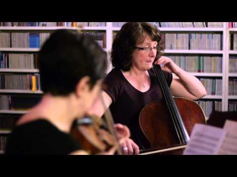 Dmitri Shostakovich: String Quartet No.1: IV Allegro  | Girsky Quartet