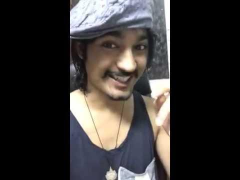 hasi ban gye selfie video of mohit gaur