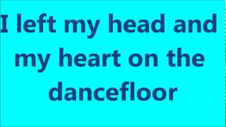 Glee Telephone with lyrics