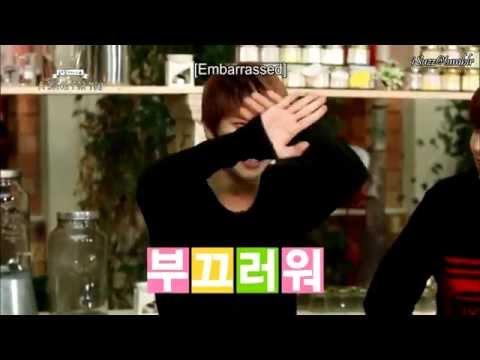 ENG VIXX Leos Reaction to Compliments @AS4U SoompiTV