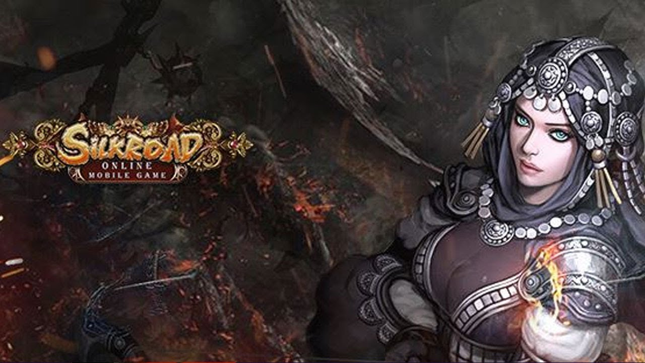 Silkroad Online Mobile Game CBT (Android APK)  #Smartphone #Android