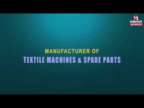 Textile Machines & Spare Parts by Shyama Textile Engineers, Surat
