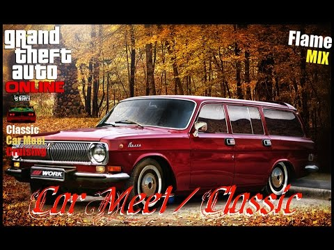 Gta Classic Car Meet Classic Car Show And Cruise Only