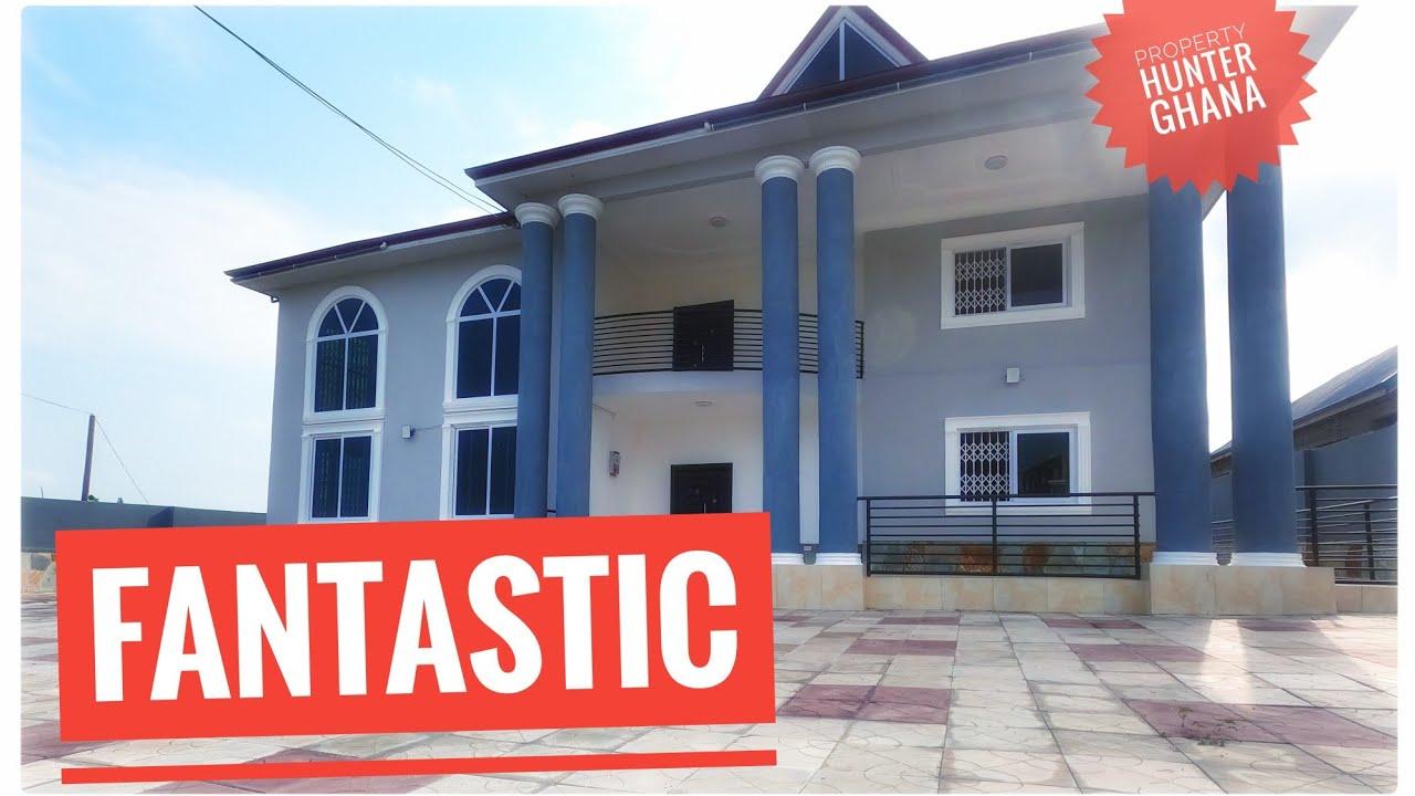 Fantastic 9 Bedroom House in Kasoa for Sale ll $350,000 Negotiable