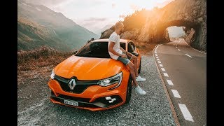 Renault Megane RS 280 EDC 2018 | Susten Pass Review!