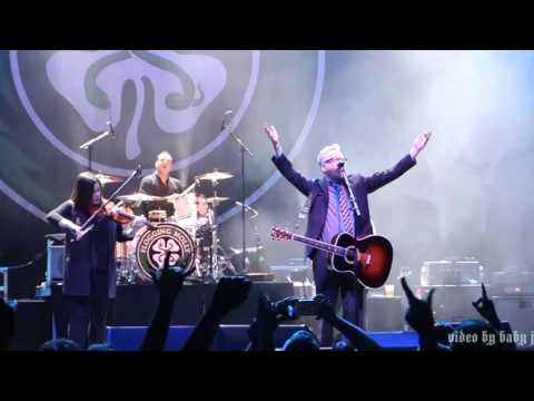 Flogging Molly-THE HAND OF JOHN L. SULLIVAN-Live @ Oakland Fox Theatre, CA, August 3, 2016-Irish