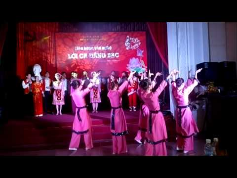 Linh múa Việt Bắc nhớ ơn Bác Hồ _ Bộ kế hoạch đầu tư (18/05/2012)