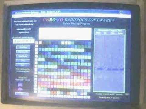 Chromo Radionics Software ITA by www.biolifestyle.org