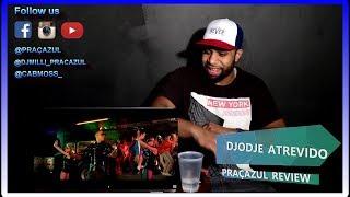 PRACAZUL REACTS TO DJODJE'S NEW ATREVIDO VIDEO