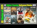 Top 20 Bollywood Movies Of 2019 | Hit Or Flop | Box Office Collection | Highest Grossing Movies 2019