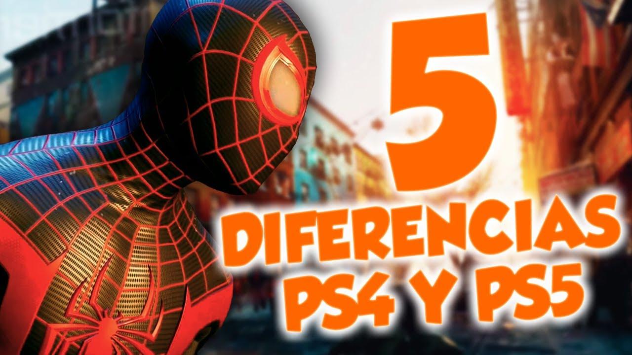 Las 5 diferencias más grandes entre Marvel's Spider-Man: Miles Morales para PS4 y PS5
