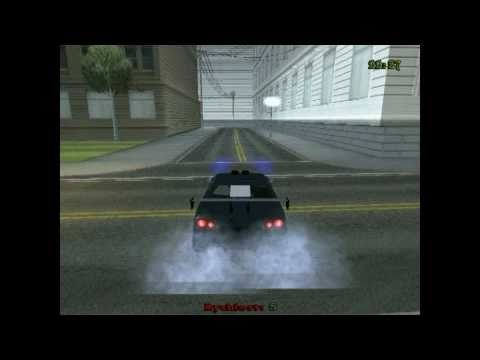 GTA SAMP - Parking drift