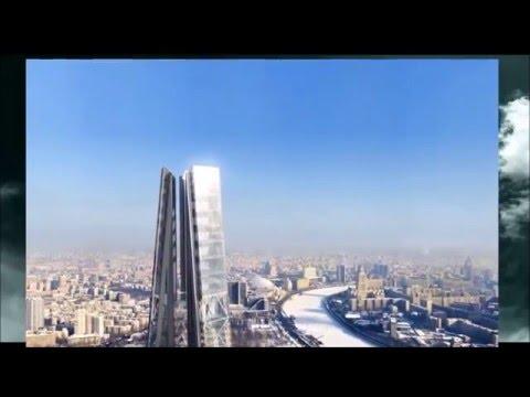 Башня России как самое высокое здание в мире