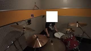 藍坊主のブルースのドラムコピー動画です。