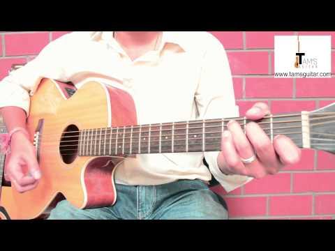 Aakhri Alvida Guitar Chords - Strings - Khmer Chords