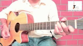 Akhri alvida (Shootout at Lokhandwala) guitar lesson intro (www.tamsguitar.com)