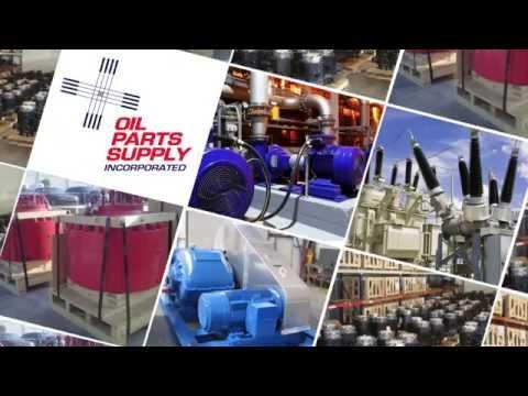 Oil Parts Supply, Inc. - Presentation