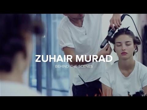Making of Zuhair Murad's Resort 2016 Photoshoot