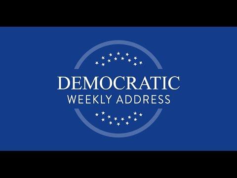 Democratic Weekly Address -- Congressman Ben Ray Luján