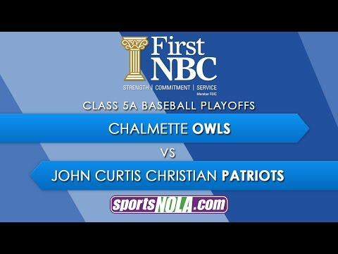 first-nbc-bank-presents-•-chalmette-owls-vs-john-curtis-christian-patriots