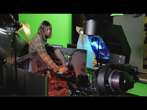 Film and animation degree courses at Birmingham City University