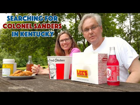 Searching For Colonel Sanders In Kentucky KFC Episode #2