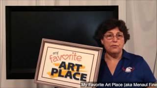 My Favorite Art Place Testimonial Diane Daniels