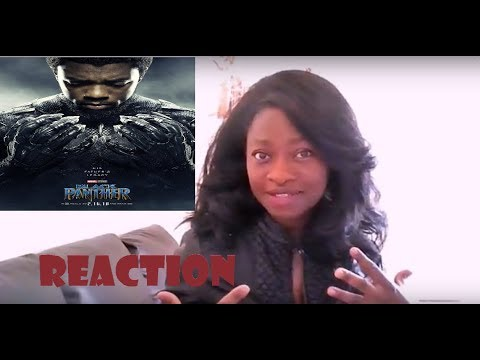 African Sister REACTS to BLACK PANTHER MOVIE