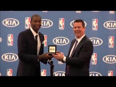 Los Angeles Clippers: Jamal Crawford wins Kia NBA Sixth Man  Award