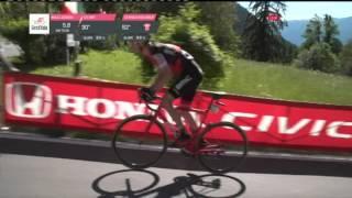 Велоспорт. _Джиро дИталия_. 18-й этап 7 часть