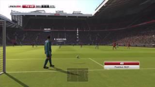 Pro Evolution Soccer 2014 FC Bayern Munchen vs  AS Saint Etienne Gameplay HD
