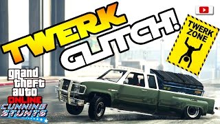 GTA 5 Online - Bester PickUp Truck Twerk Glitch! [SOLO, PS4, Xbox One, PC, PS3, Xbox 360]
