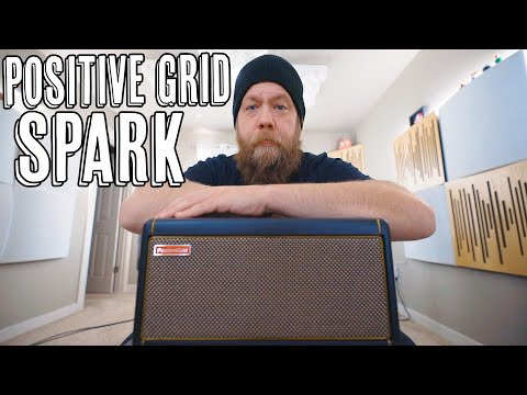 Big Tone In A Small Package! Positive Grid Spark!