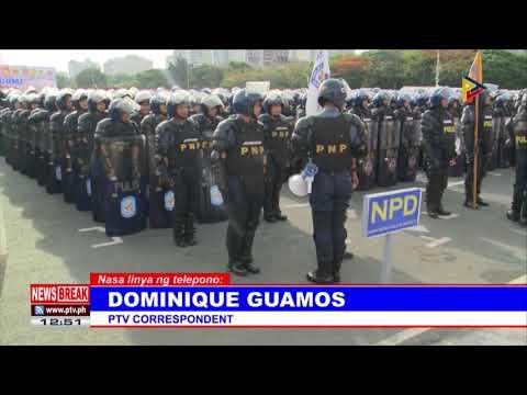 NEWSBREAK: PNP, muling inilunsad ang National Civil Disturbance Management Competition