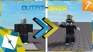 ROBLOX Tutorial | Making OutfitGiver